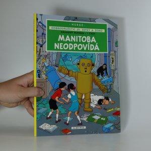náhled knihy - Záhadný paprsek. I. část. Manitoba neodpovídá