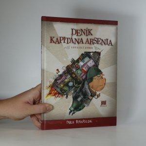 náhled knihy - Deník kapitána Arsenia. Létající stroj