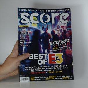 náhled knihy - Score č. 305