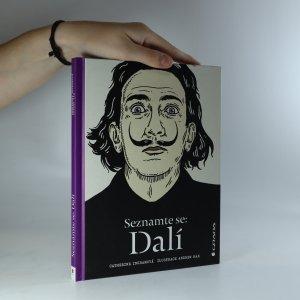 náhled knihy - Seznamte se. Dalí