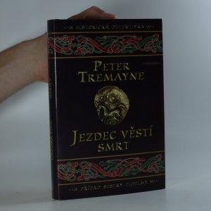 náhled knihy - Jezdec věstí smrt (kniha je cítit kouřem)