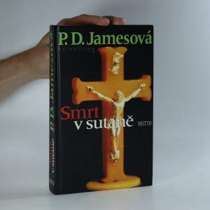 náhled knihy - Smrt v sutaně (kniha je cítit kouřem)