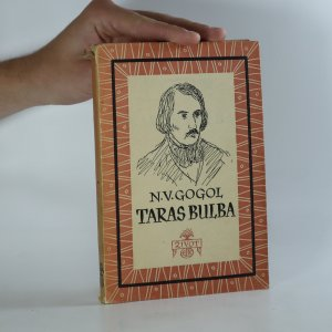 náhled knihy - Taras Bulba (kniha je cítit kouřem)
