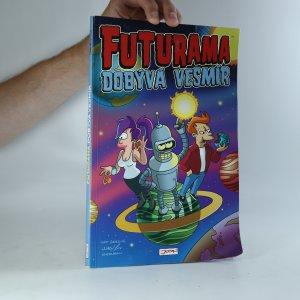 náhled knihy - Futurama dobývá vesmír
