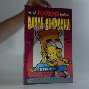 náhled knihy - Velká zlobivá kniha Barta Simpsona