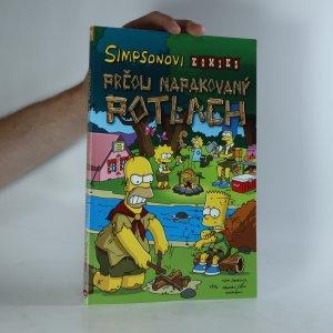 náhled knihy - Simpsonovi. Komiks. Prčou napakovaný potlach