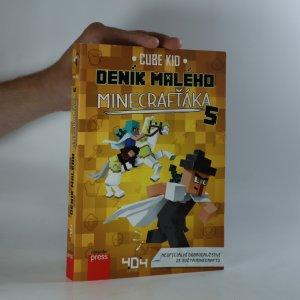 náhled knihy - Deník malého Minecrafťáka 5