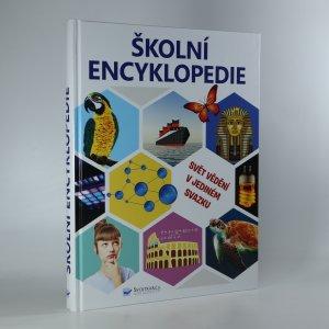 náhled knihy - Školní encyklopedie