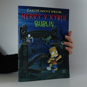 náhled knihy - Nervy v kýblu bublin - čarodějnický speciál