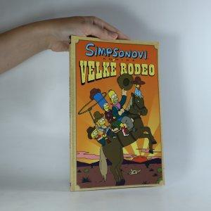 náhled knihy - Simpsonovi. Velké rodeo
