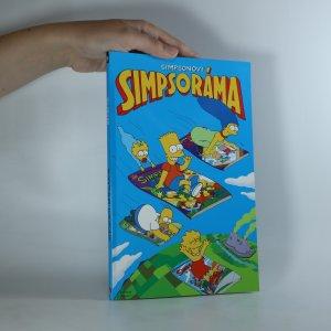 náhled knihy - Simpsonovi. Simpsoráma