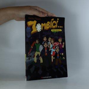 náhled knihy - Zombíci... První hryznutí!