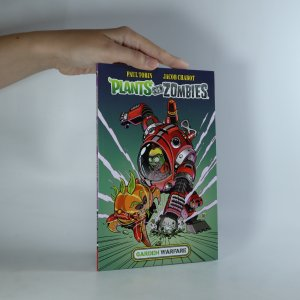 náhled knihy - Plants vs. Zombies. Garden warfare