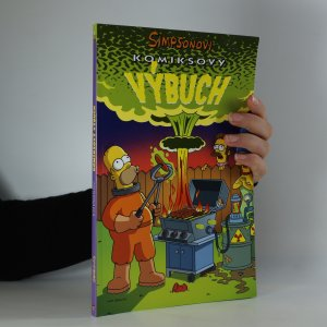 náhled knihy - Simpsonovi. Komiksový výbuch