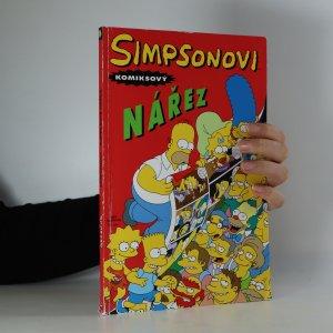 náhled knihy - Simpsonovi: Komiksový nářez