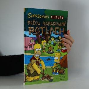 náhled knihy - Simpsonovi: Prčou napakovaný potlach