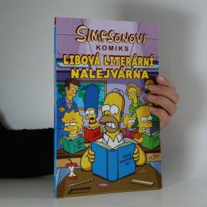 náhled knihy - Simpsonovi: Libová literární nalejvárna