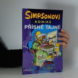 náhled knihy - Simpsonovi: Přísně tajné