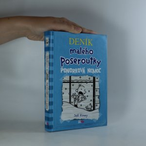 náhled knihy - Deník malého poseroutky. Ponorková nemoc