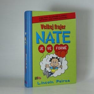 náhled knihy - Velkej frajer Nate je ve formě