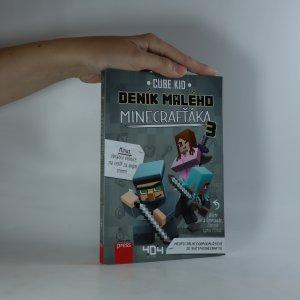 náhled knihy - Deník malého Minecrafťáka 3