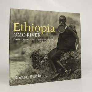 náhled knihy - Ethiopia. Omo River.
