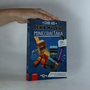 náhled knihy - Deník malého Minecrafťáka 4