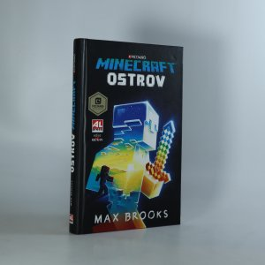 náhled knihy - Minecraft. Ostrov