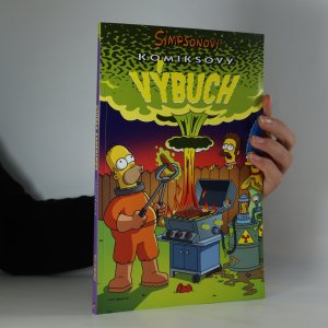 náhled knihy - Simpsonovi: Komiksový výbuch