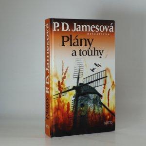 náhled knihy - Plány a touhy (je cítit kouřem)