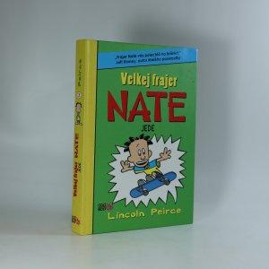náhled knihy - Velkej frajer Nate jede