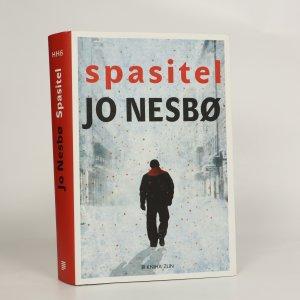 náhled knihy - Spasitel  (kniha je cítit kouřem)
