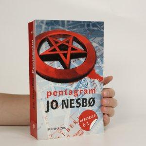náhled knihy - Pentagram  (kniha je cítit kouřem)