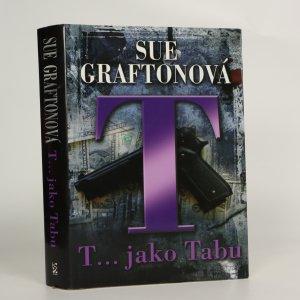 náhled knihy - T... jako tabu  (kniha je cítit kouřem)