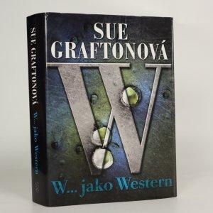 náhled knihy - W.. jako western  (kniha je cítit kouřem)