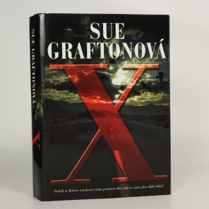 náhled knihy - X  (kniha je cítit kouřem)