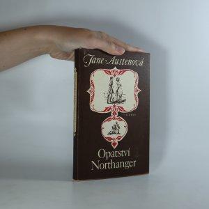 náhled knihy - Opatství Northanger (kniha je cítit kouřem)