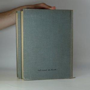 antikvární kniha Speciální chirurgie I. a II. díl (2 svazky; knihy jsou cítit kouřem), 1959
