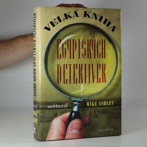 náhled knihy - Velká kniha egyptských detektivek