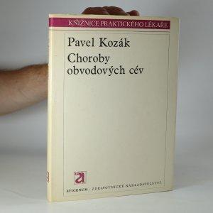 náhled knihy - Choroby obvodových cév (kniha je cítit kouřem)