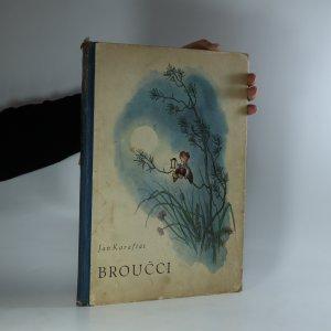 náhled knihy - Broučci (kniha je cítit kouřem)