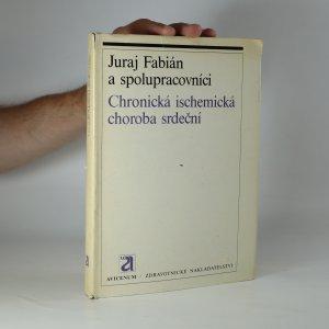 náhled knihy - Chronická ischemická choroba srdeční (kniha je cítit kouřem)