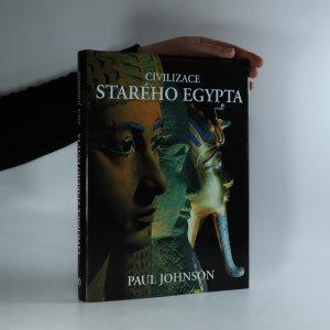 náhled knihy - Civilizace starého Egypta (kniha je cítit kouřem)