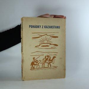 náhled knihy - Pohádky z Kazakstanu (kniha je cítit kouřem)