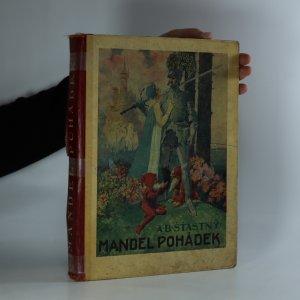 náhled knihy - Mandel pohádek (kniha je cítit kouřem)
