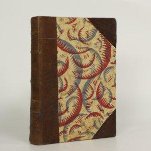 náhled knihy - Dobrodružství Čičikova aneb mrtvé duše. I-II. díl (2 díly v jednom svazku, kniha je cítit kouřem)