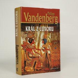 náhled knihy - Král z Luxoru (kniha je cítit kouřem)