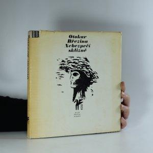 náhled knihy - Nebezpečí sklizně (kniha je cítit kouřem)
