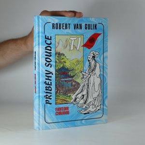 náhled knihy - Příběhy soudce Ti. Fantom chrámu (kniha je cítit kouřem)