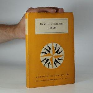 náhled knihy - Halali (kniha je cítit kouřem)